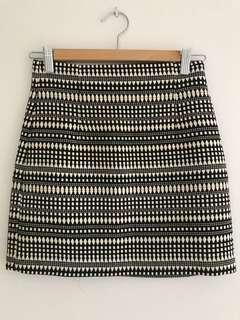 Zara mini skirt XS