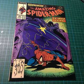 Marvel Comics Amazing Spider-Man #305 VF+/VF Todd McFarlane HOT!!!