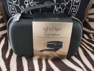Ghd travel  Hairdyer Dual Voltage  New