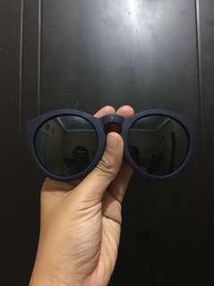 Blue sunglasses, kacamata hitam