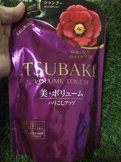 Tsubaki Volume Touch Shampoo Refill Pack (345ml)