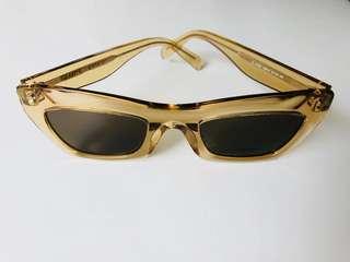 Authentic CELINE Cat Eye Sunglasses BRAND NEW