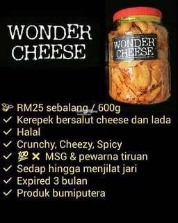 Wondercheese Lazat
