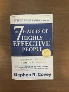 Stephen Covey effective books