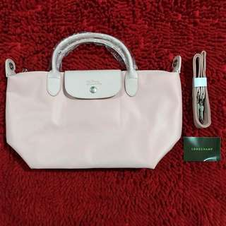 Authentic longchamp Rush small size