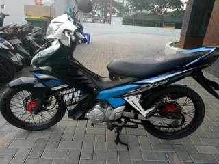 Motot jupiter mx 135