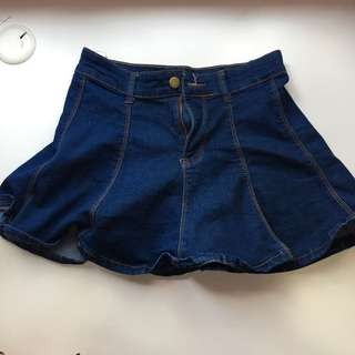 Denim Skirt (REDUCED)