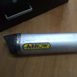 Arrow motorcycle ekszos