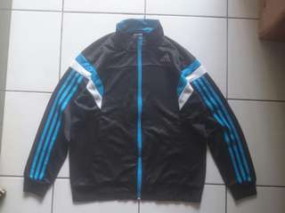 Tracktop Adidas climalite size fit to S