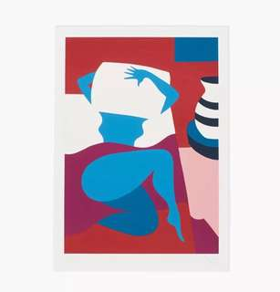 Parra No Work Today Art Print