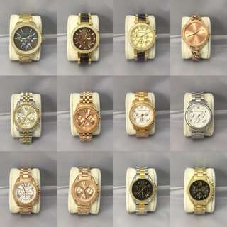 Pawnable Michaelkors watches