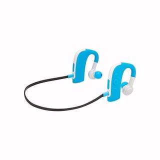 BlueAnt Pump HD In-Ear Headphone (Blue)