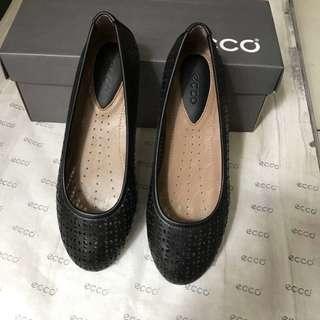 Ecco平底鞋 超舒適懶人鞋