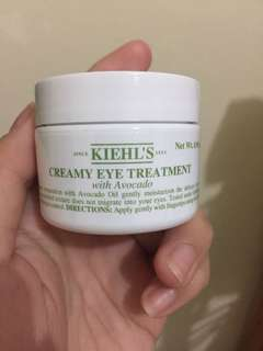 Khiel's eye cream