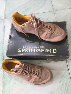 Springfield brown sneakers