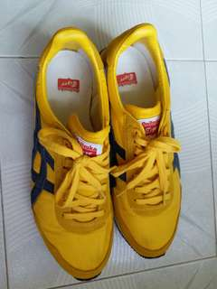 95% New Onitsuka Tiger 休閒鞋