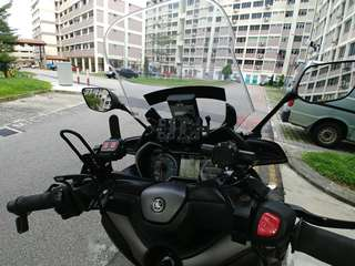 Yamaha Xmax 300 9 months old