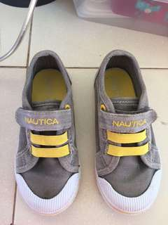 Very Good Used Condition NAUTICA Casual Sneaks