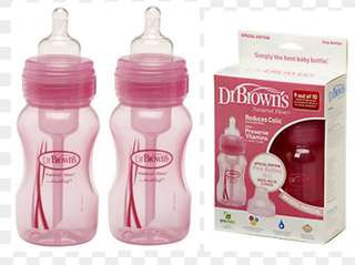 Wide neck bottle