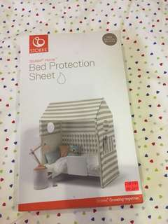 Stokke bed protection bed