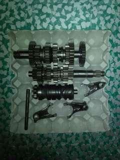 Original Parts Yamaha YZF R15 v1 Gearbox 6 Speed
