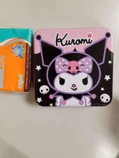 kuromi 鐵盒