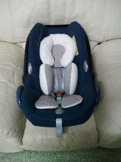 Maxi Cosi Carseat Blue