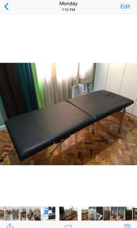 REPRICED!! Portable Massage/ Tattoo bed (standard size)