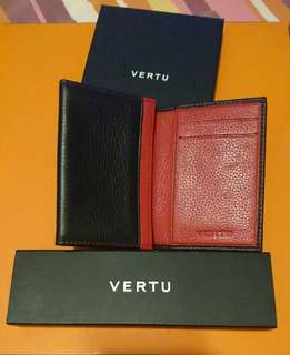 Vertu Card Holder
