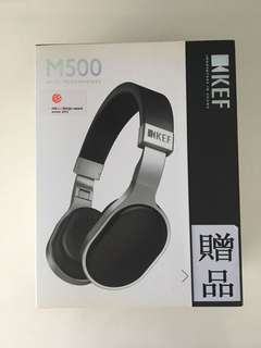 KEF Headphone M500