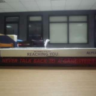 Wattpad Books: My Prince 3 (Reaching You) & NTBG 3