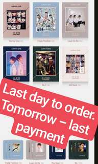 (LAST CALL) WANNA ONE UNDIVIDED