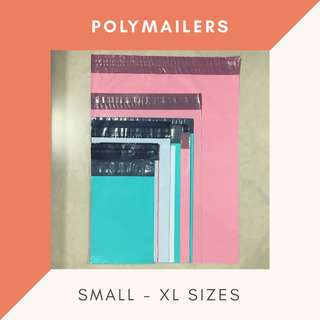Small-XL Polymailers