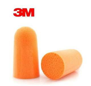 BN 3M Ear Plugs Earplugs Made In Brazil