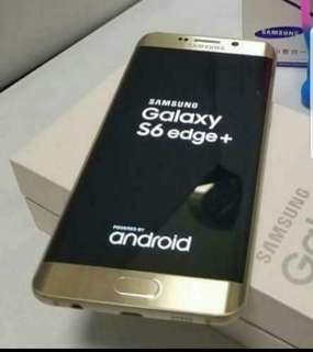 Samsung Galaxy S6+
