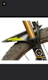 Brand New MudGuard MTB front rear fork fender mudguards