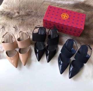 Tory Burch heels 3️⃣colours