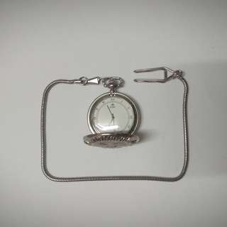 Pocket Watch HSBC WORLD BANK Limited Edition Premium Antique