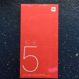 紅米5 全新 32G