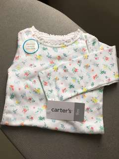 Carters rompers