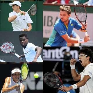 Yonex Vcore Duel G (tennis racket)