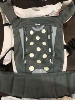 Aprica Colan Baby Soft Carrier