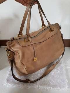 Authentic Rabeanco Bonham Large 2Way Leather Bag