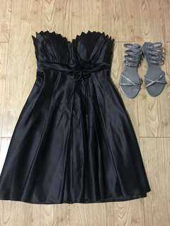 Black gown/formal dress