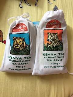 Kenya Tea (Highland Classic Tea Leaves) 🇰🇪