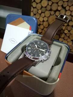 Fossil FS4813 Grant Chronograph