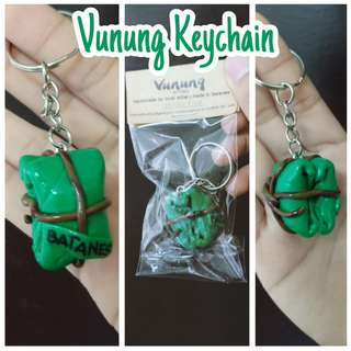 Vunung Batanes handmade keychain
