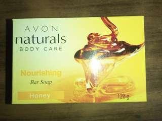 Avon naturals body care soap(Honey Based)#2