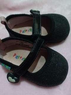 Pitter-pat black shoes