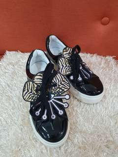 "Authentic Kenzo ""Flower"" Sneakers Size 35"
